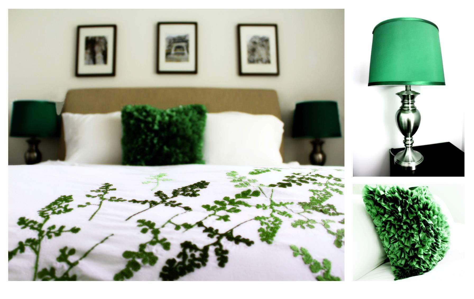 Ways Infuse Emerald Green Into Your Home Cor