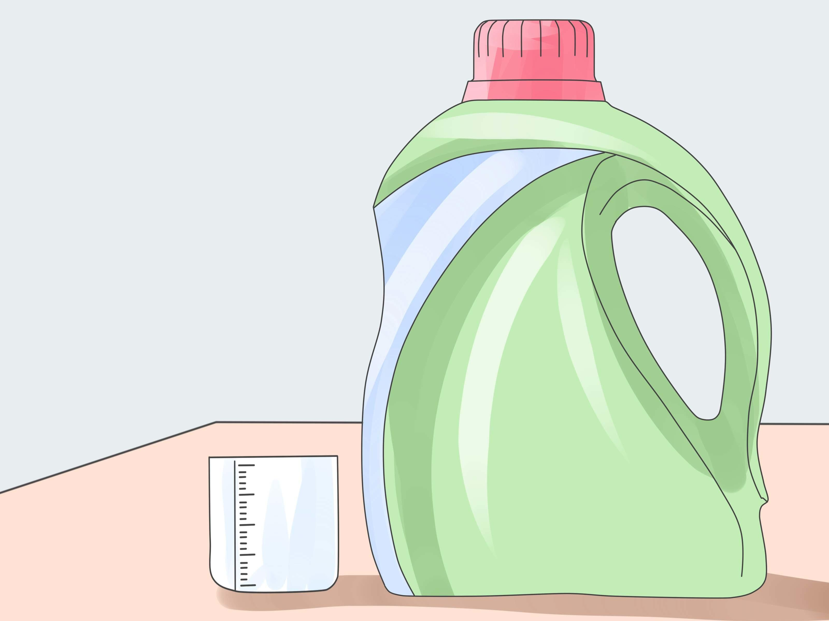 Ways Make Your Own Laundry Detergent Wikihow