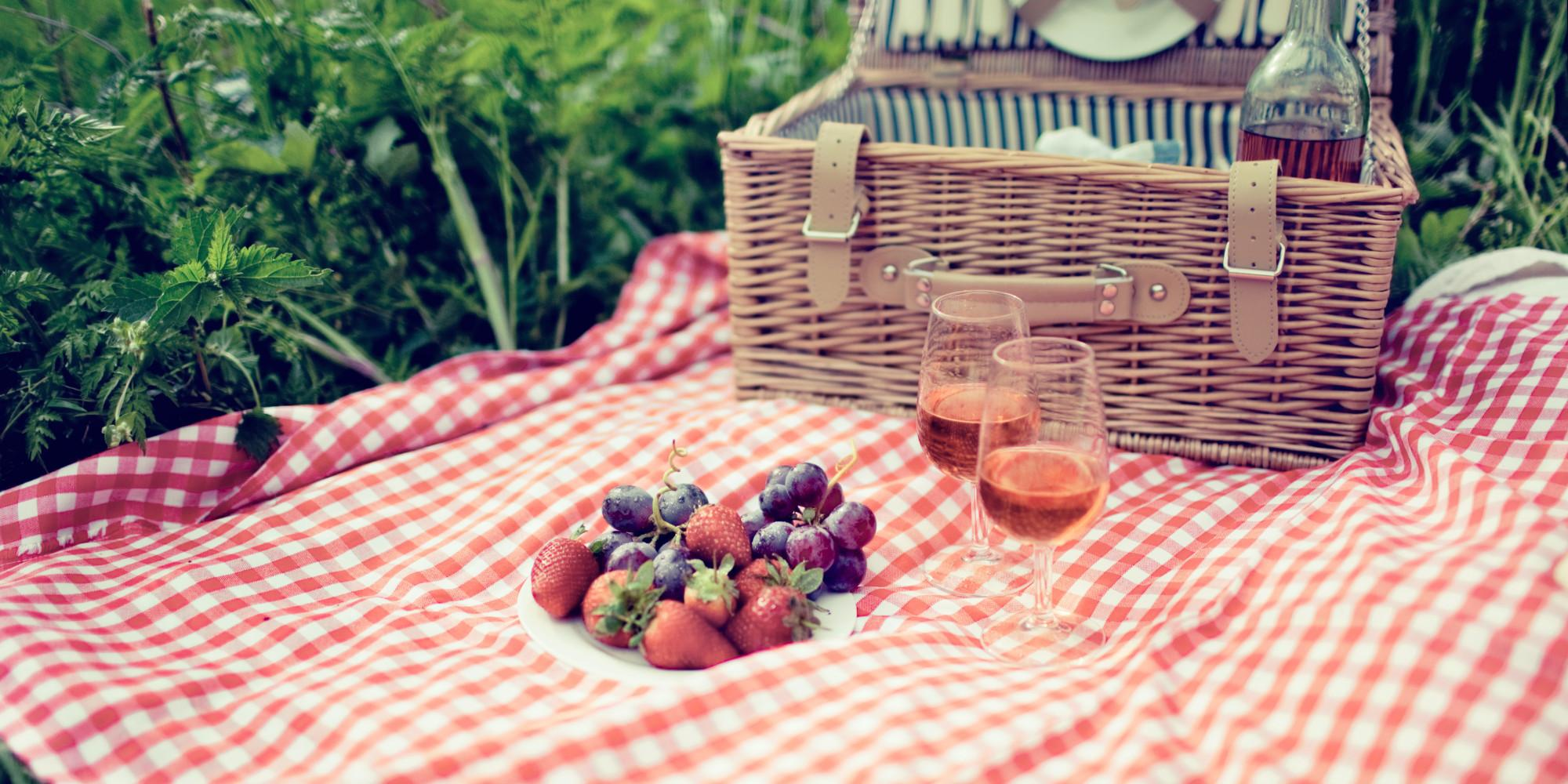 Ways Upgrade Your Picnic Huffpost