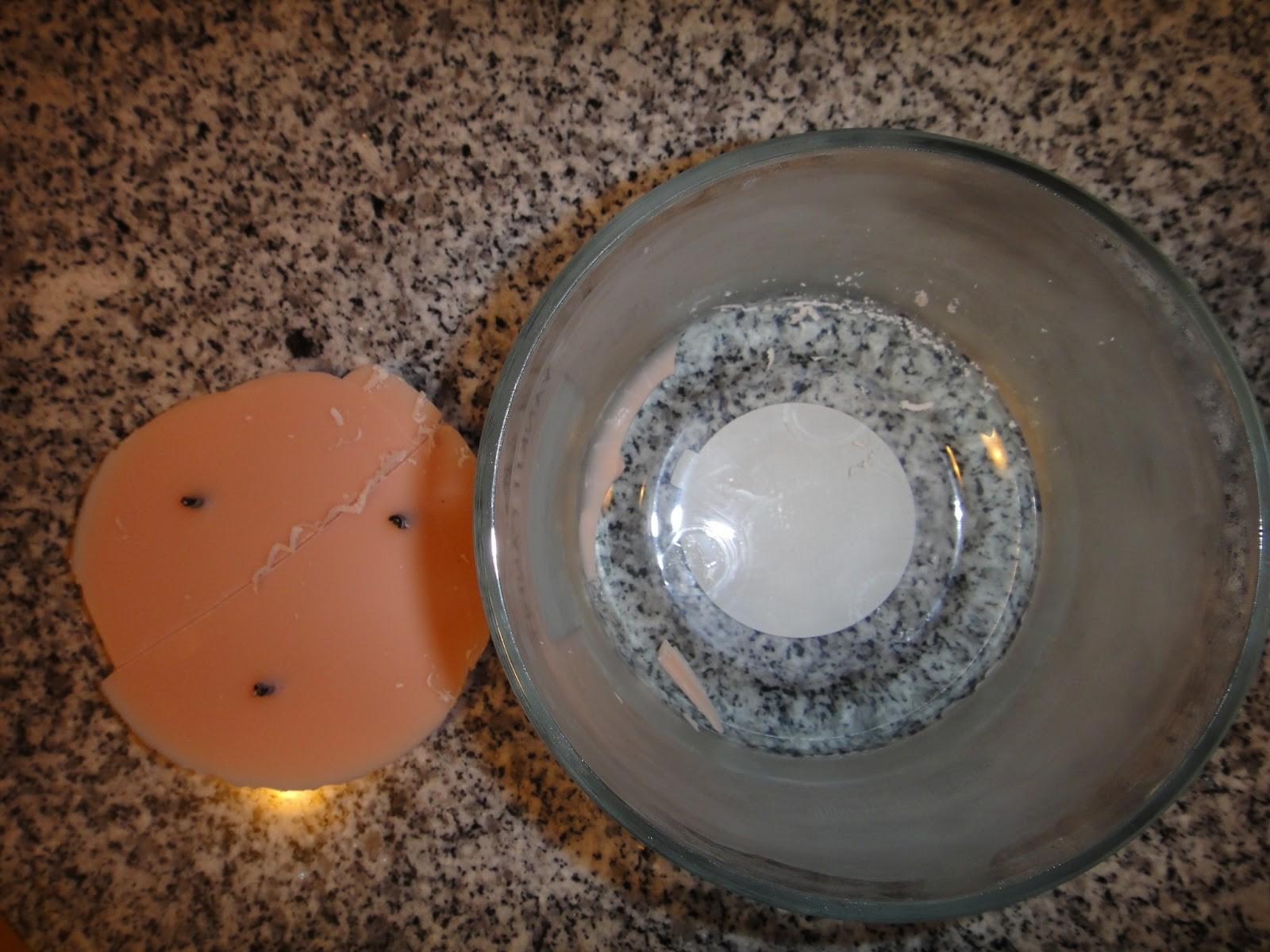 Weare Practically Frugal Diy Reuse Your Old Candle