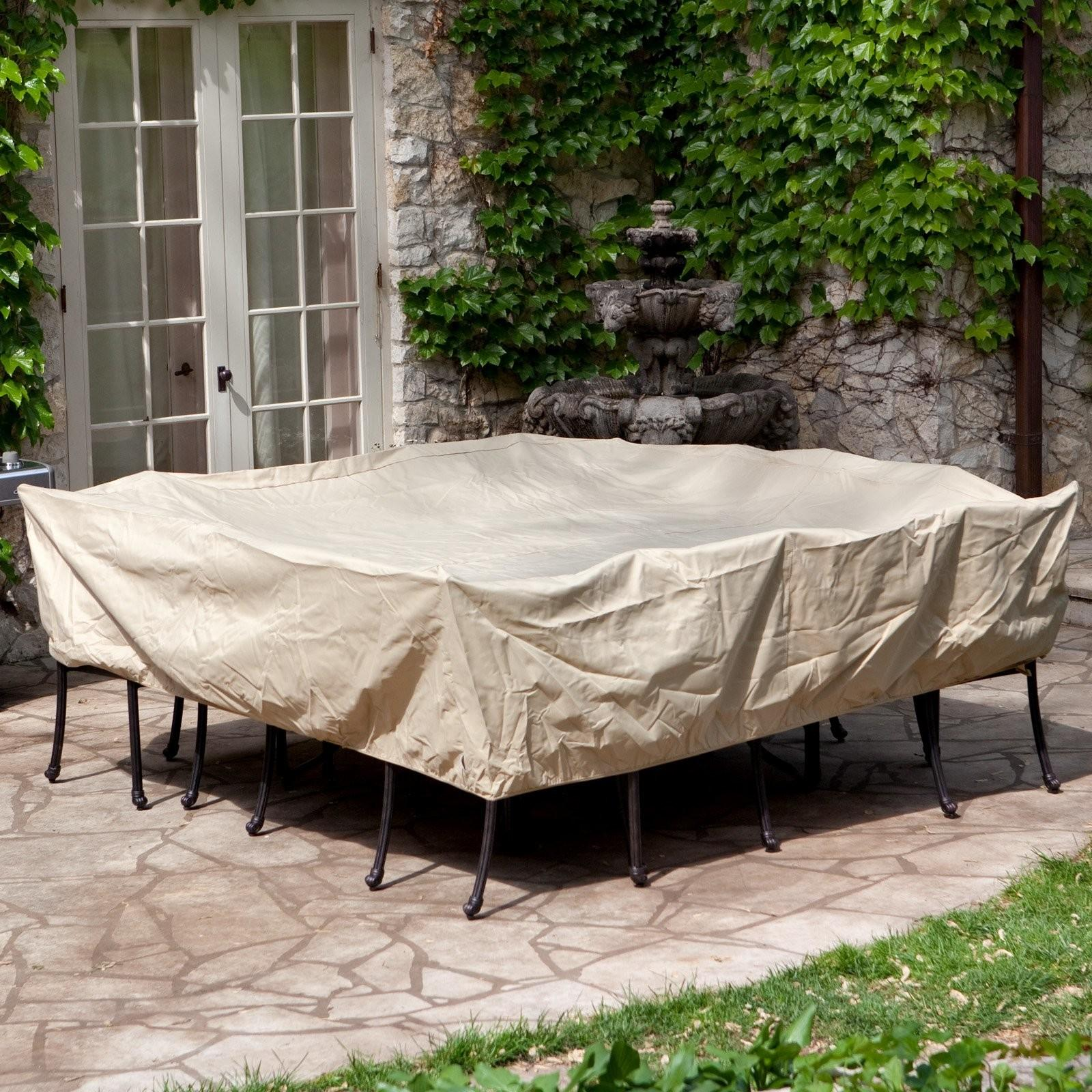 Weatherready Cover Square Patio Dining Sets