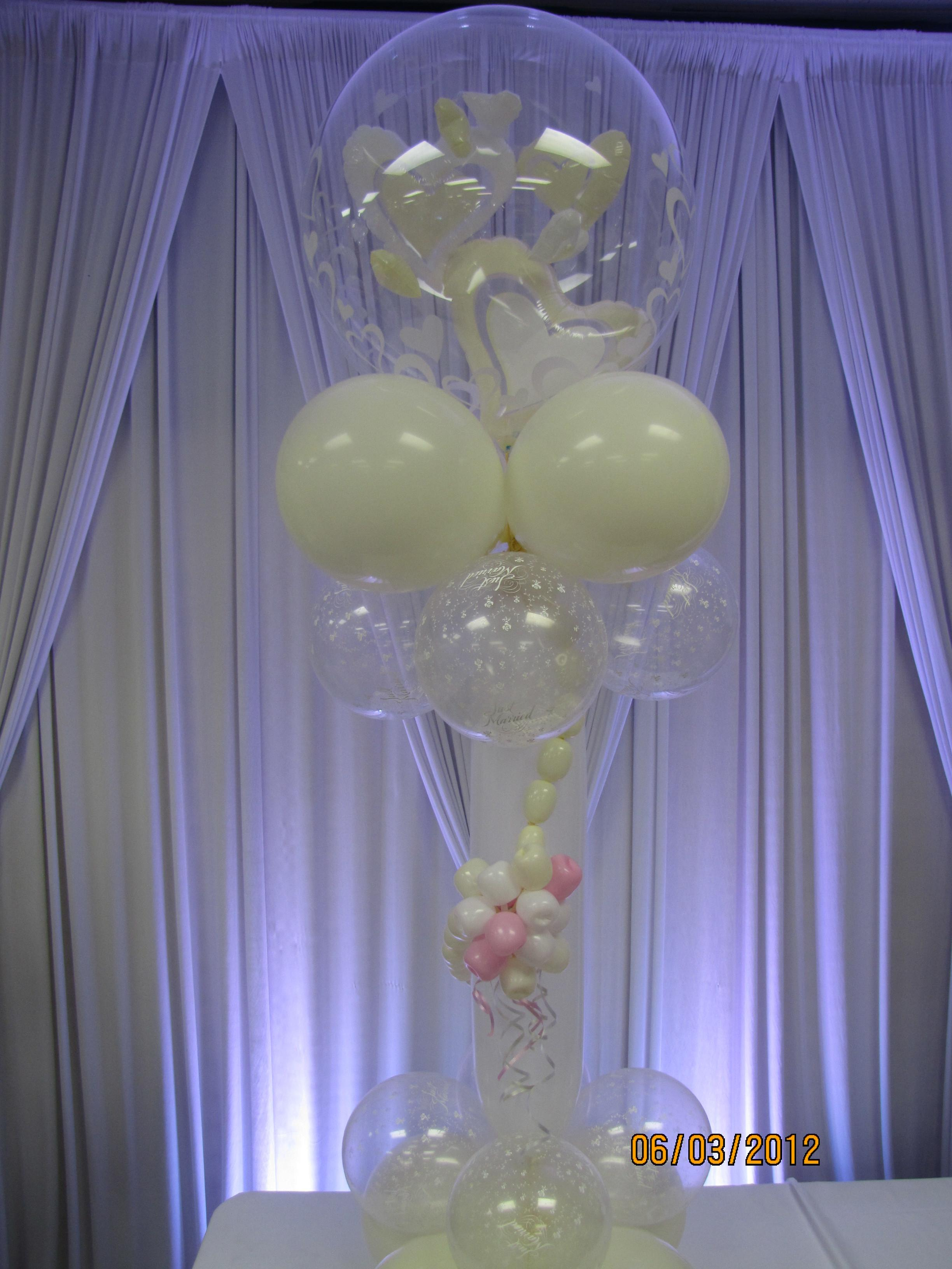 Wedding Balloon Arch Amytheballoonlady