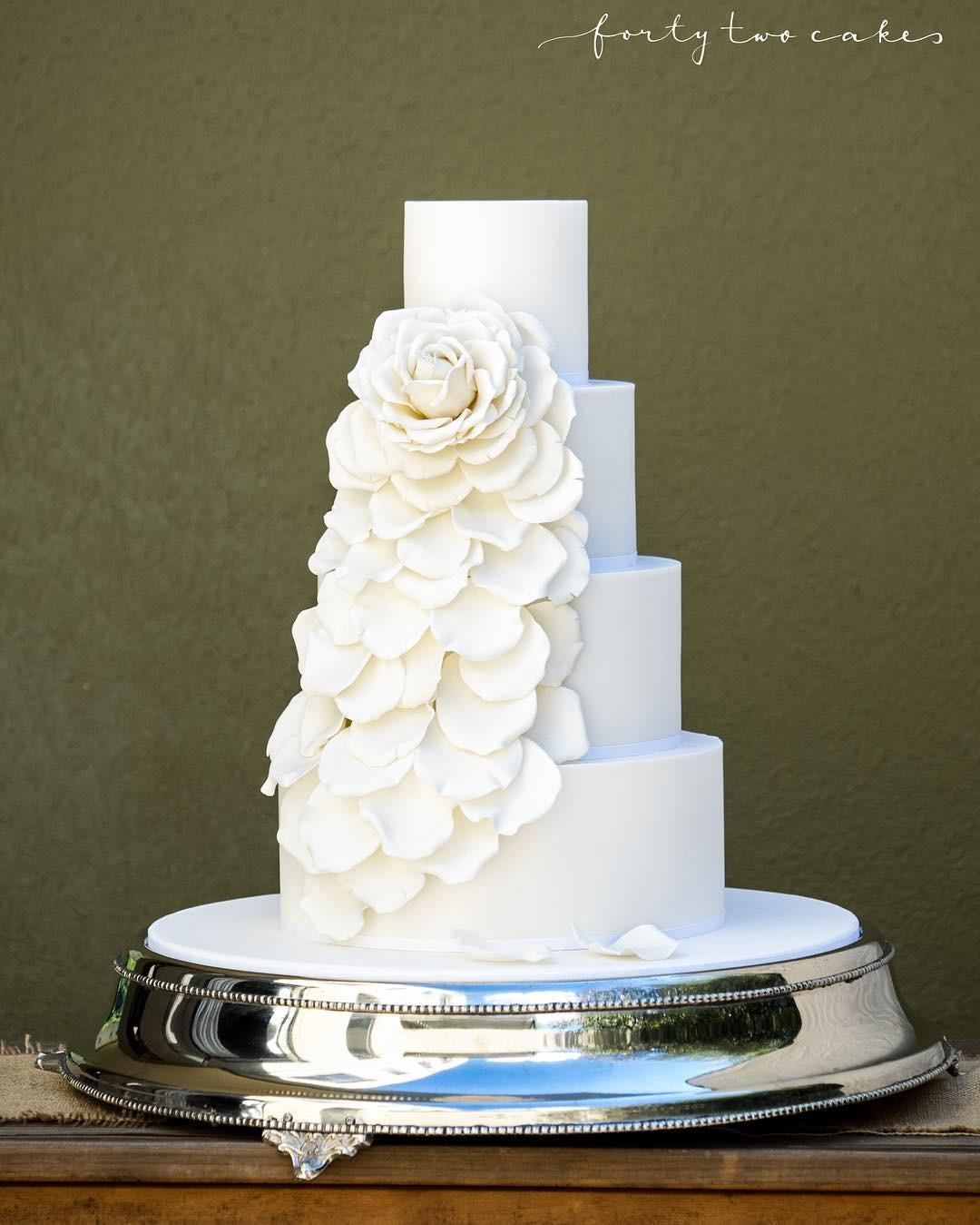 Wedding Cake Trends 2018 Cakes Favours Guest Books