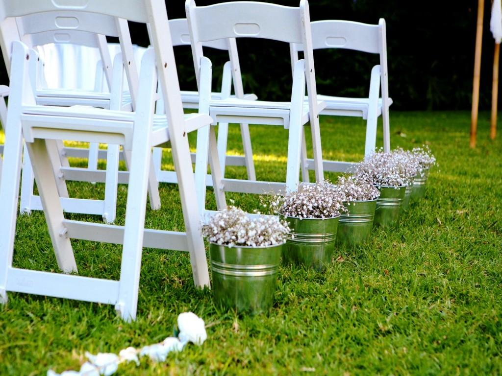 Wedding Decor Outside Decorations Bold Colors Best