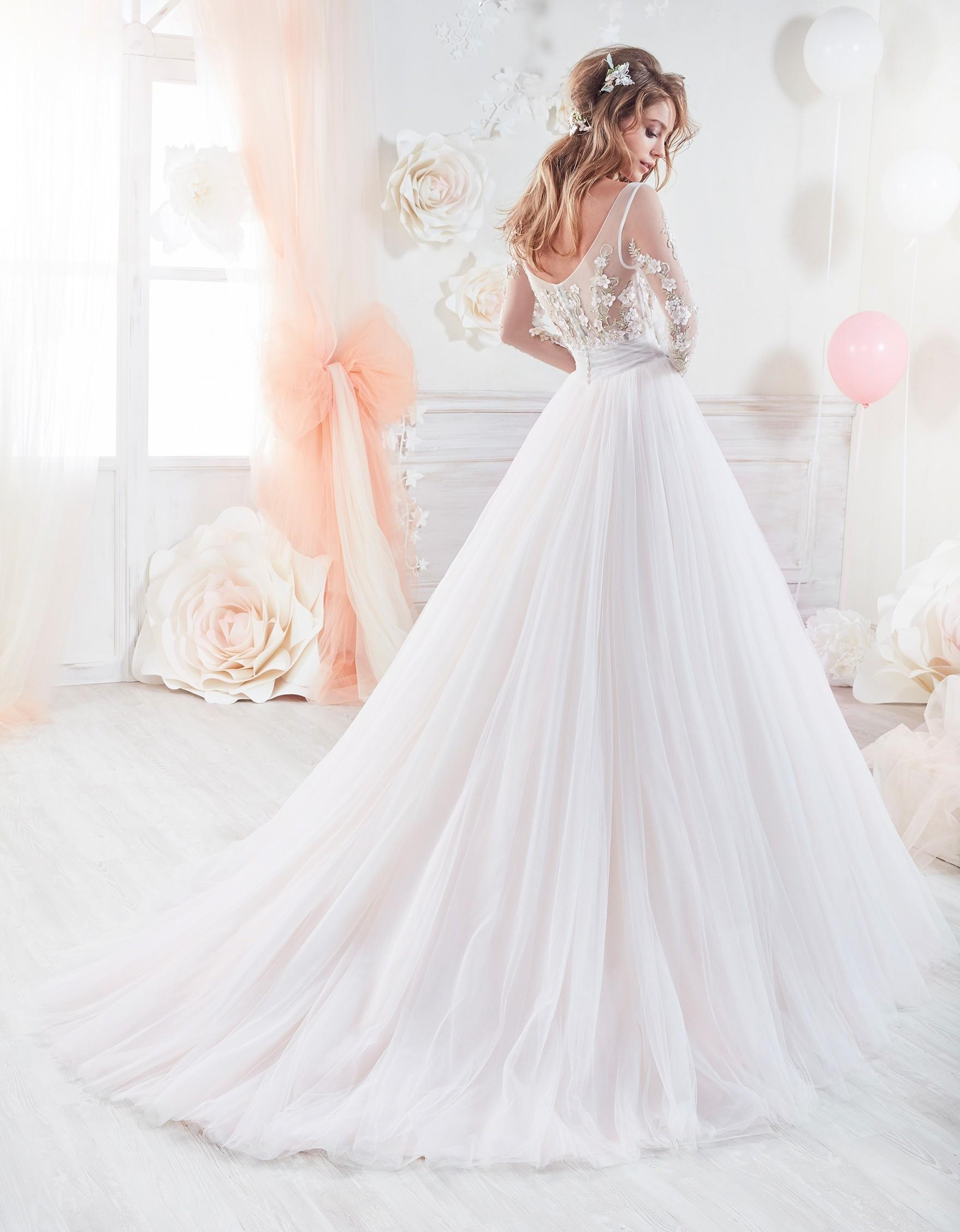 Wedding Dress Colet 232 Nicole Fashion Group