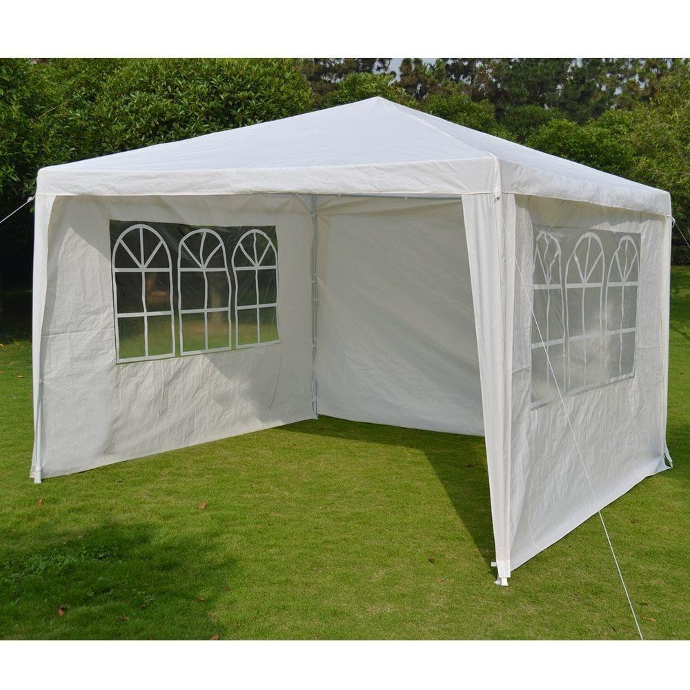 Wedding Party Tent Outdoor Easy Assembly Gazebo Bbq