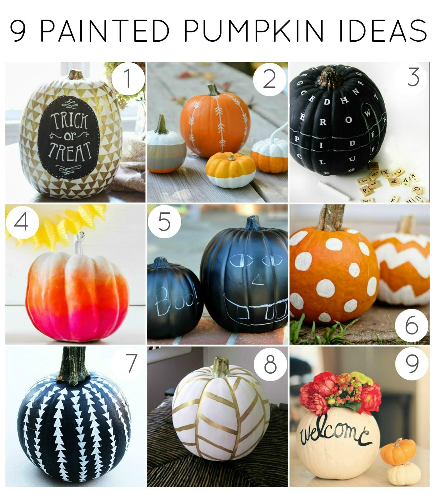 Weekend Inspiration Fall Pumpkin Time Plus