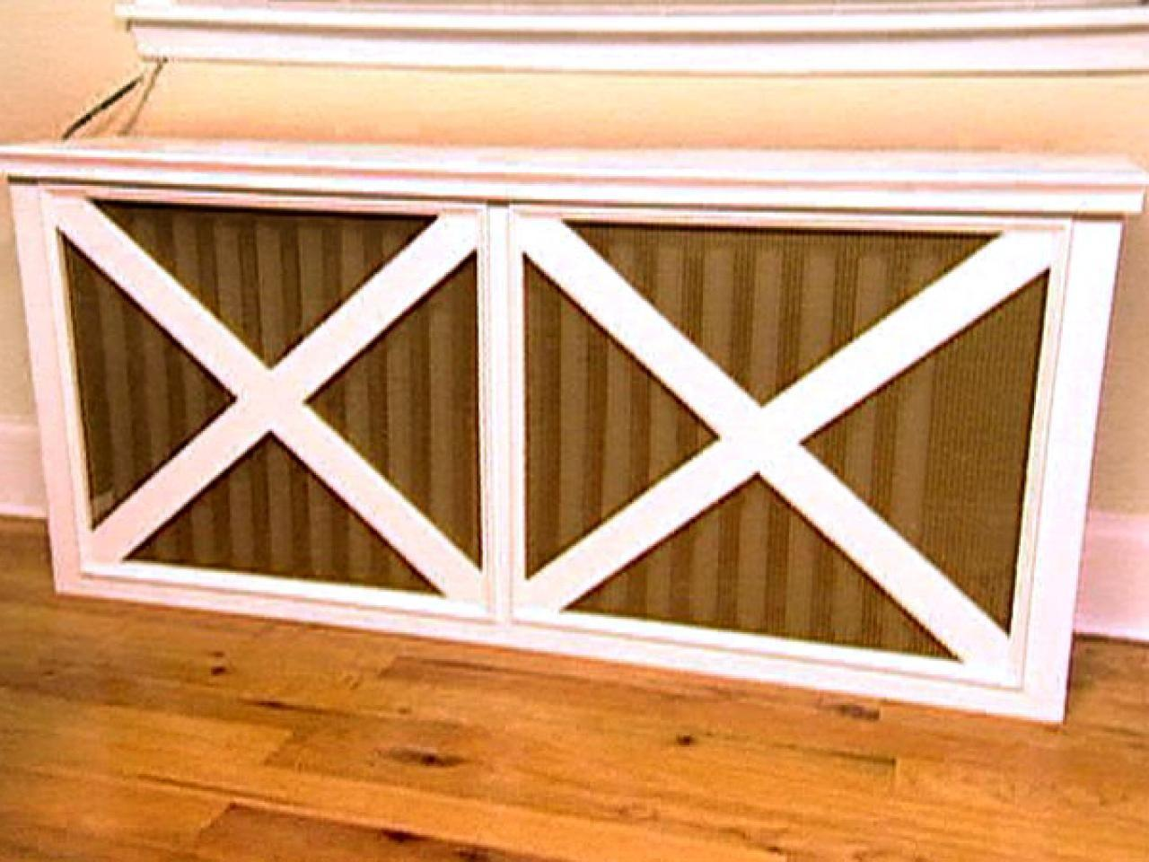 Weekend Projects Build Radiator Cover