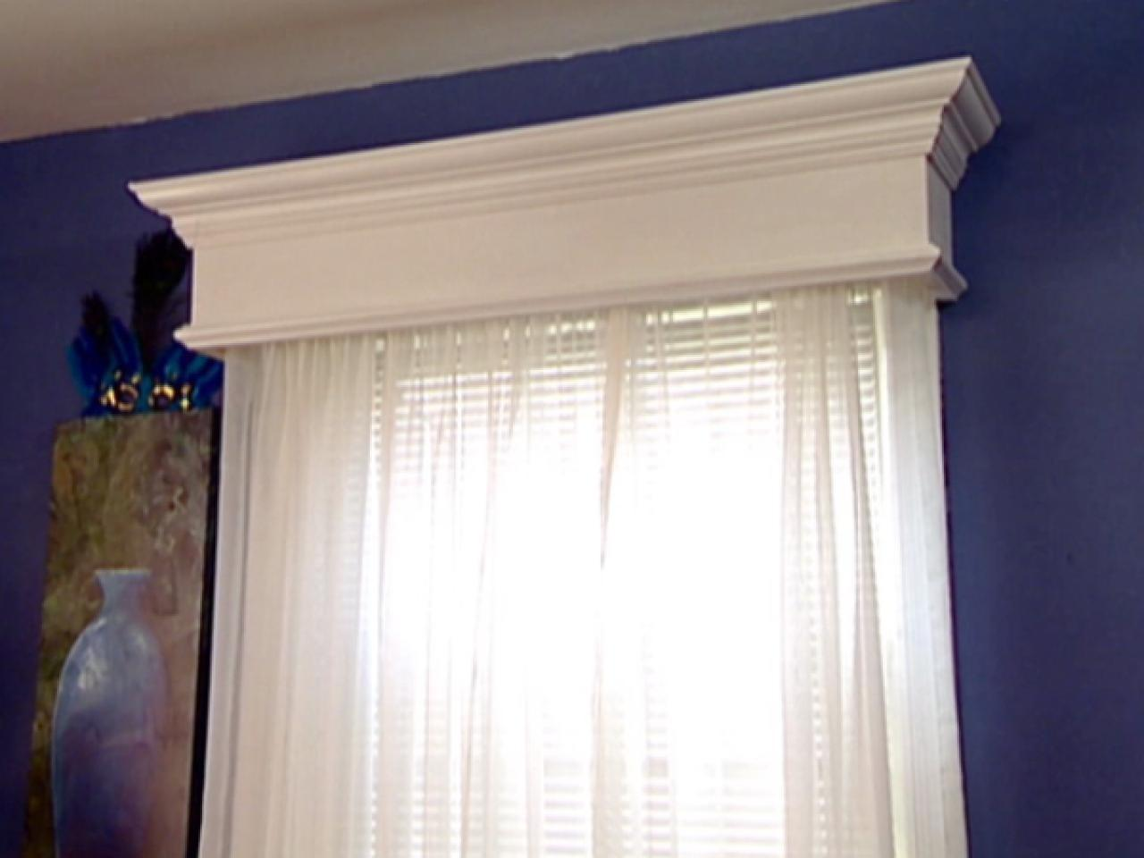 Weekend Projects Construct Homemade Window Valance