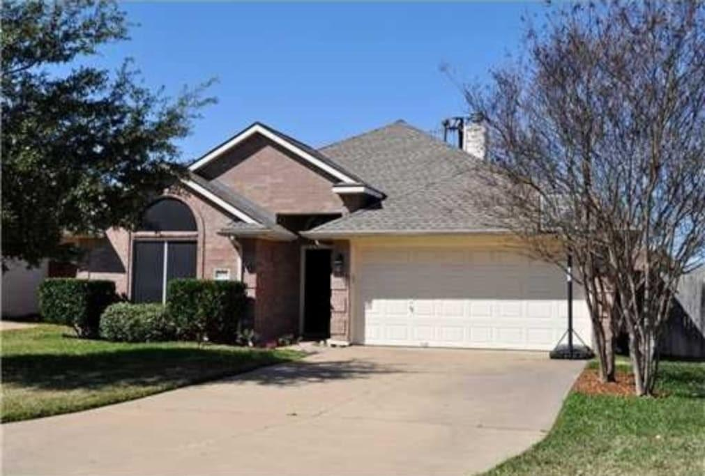 Weekend Retreat Houses Rent College Station