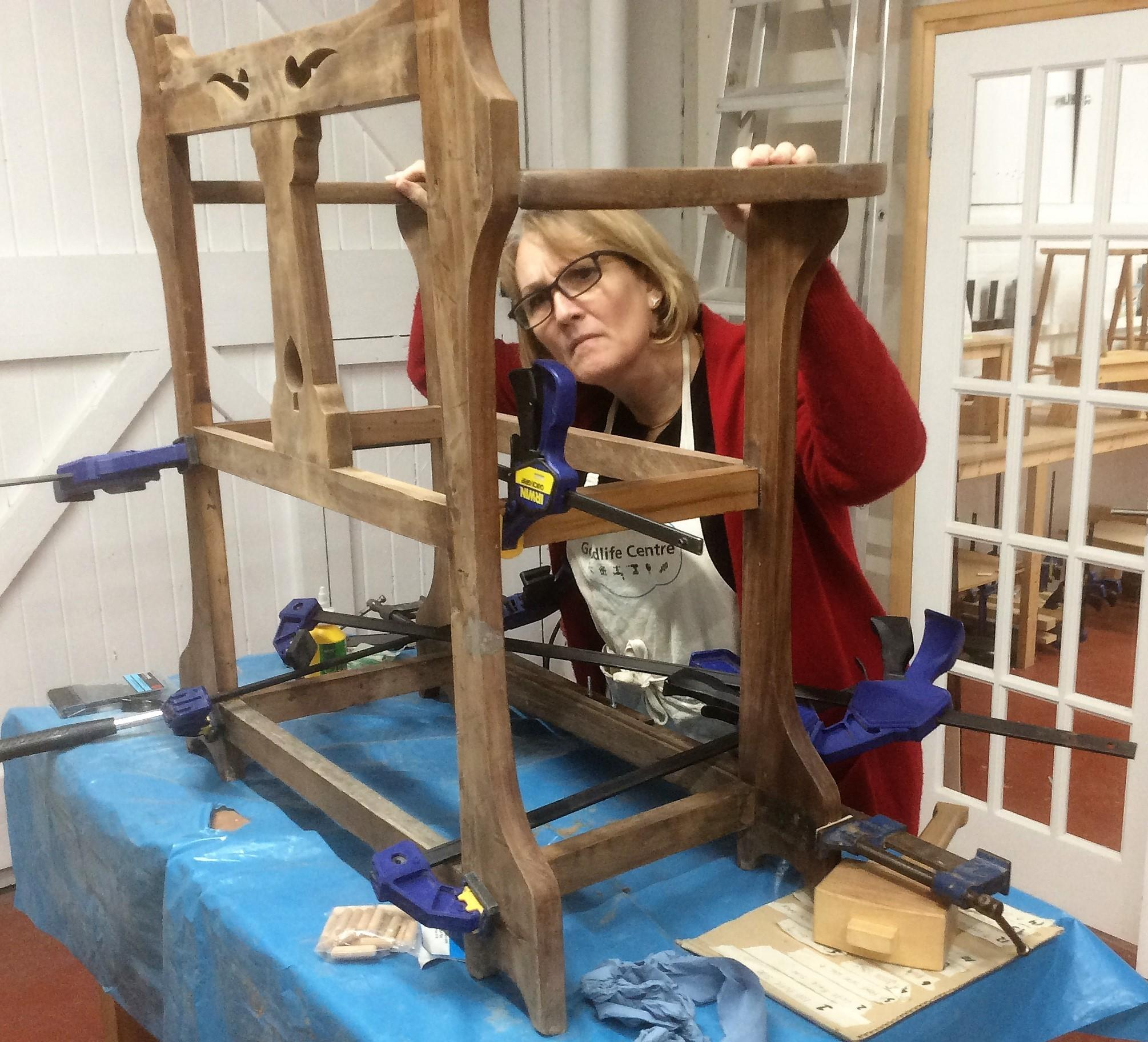 Weekly Furniture Restoration Course Restore Your Own Project