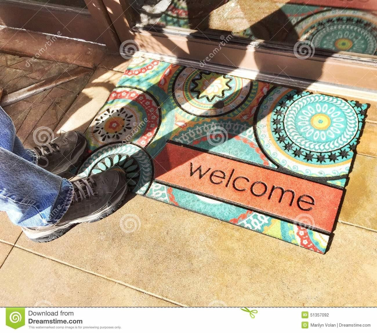 Welcome Mat Stock