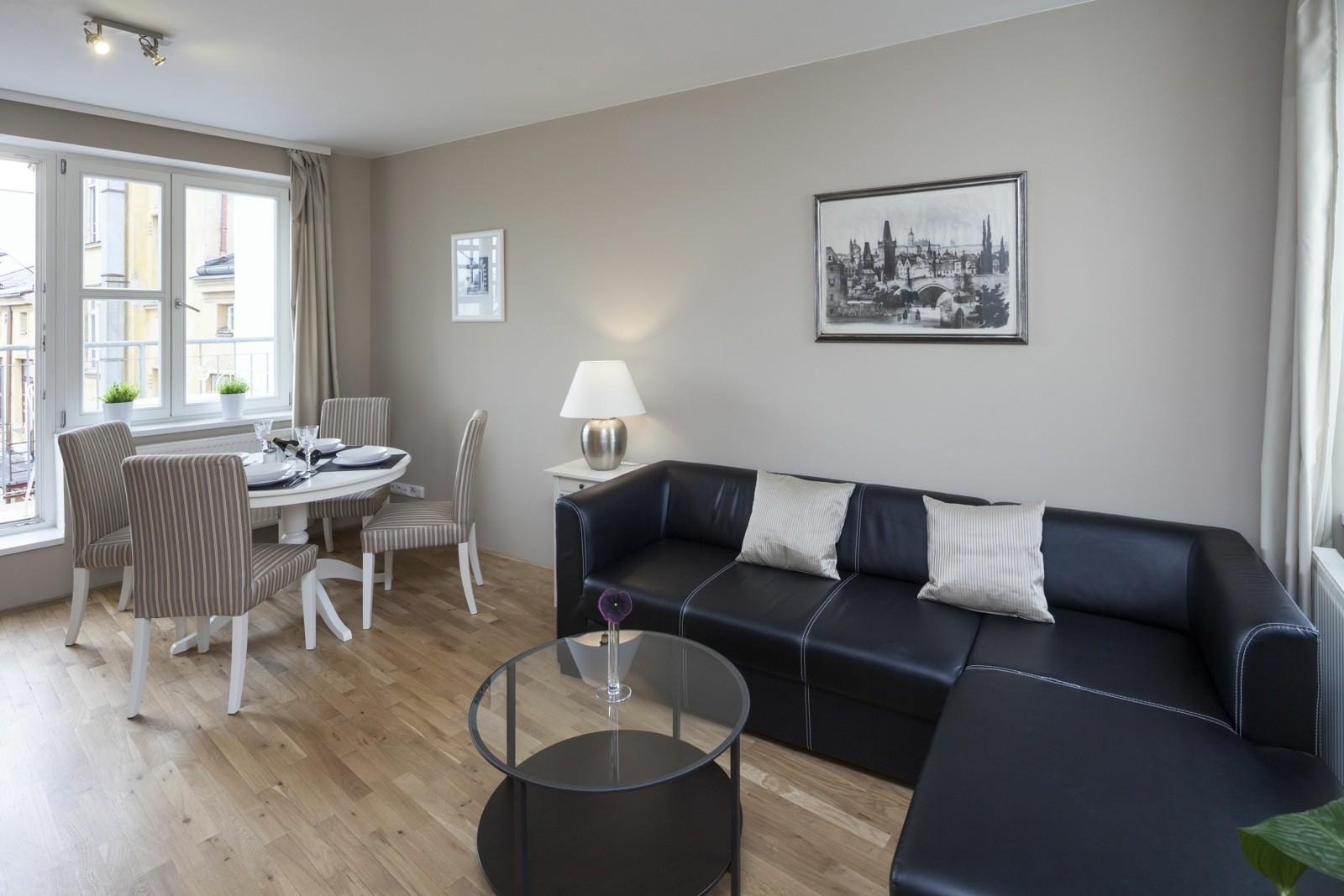 Wenceslas Square Apartments Prague Hotel