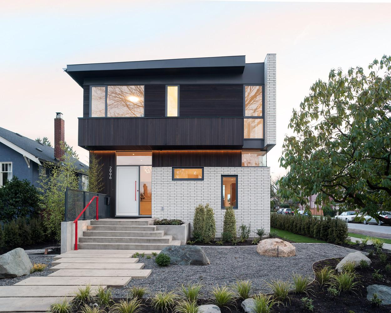 West 11th Residence Randy Bens Architect Vancouver