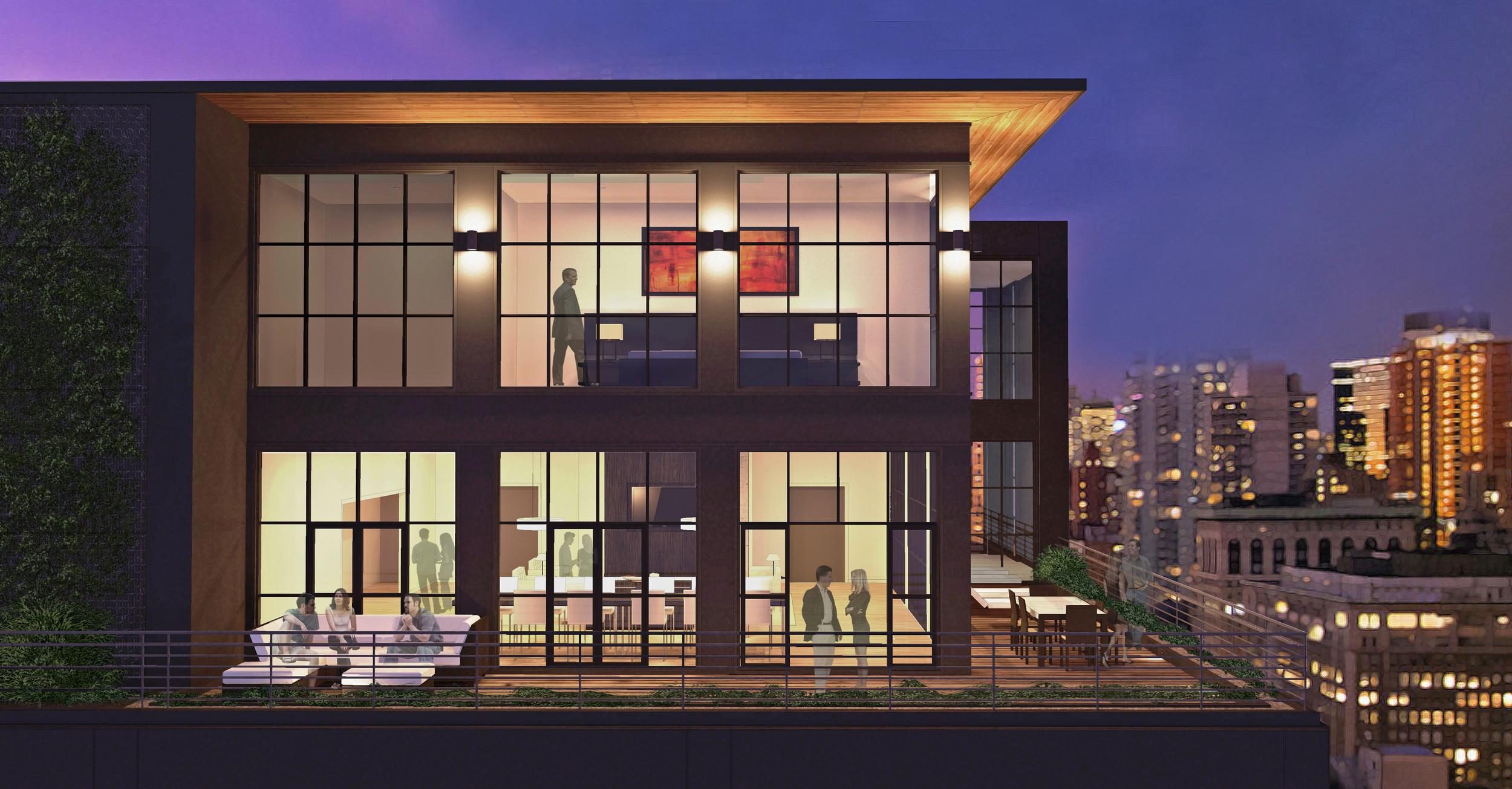 West Loop Luxury Condo Proposal Returns Minor Tweaks