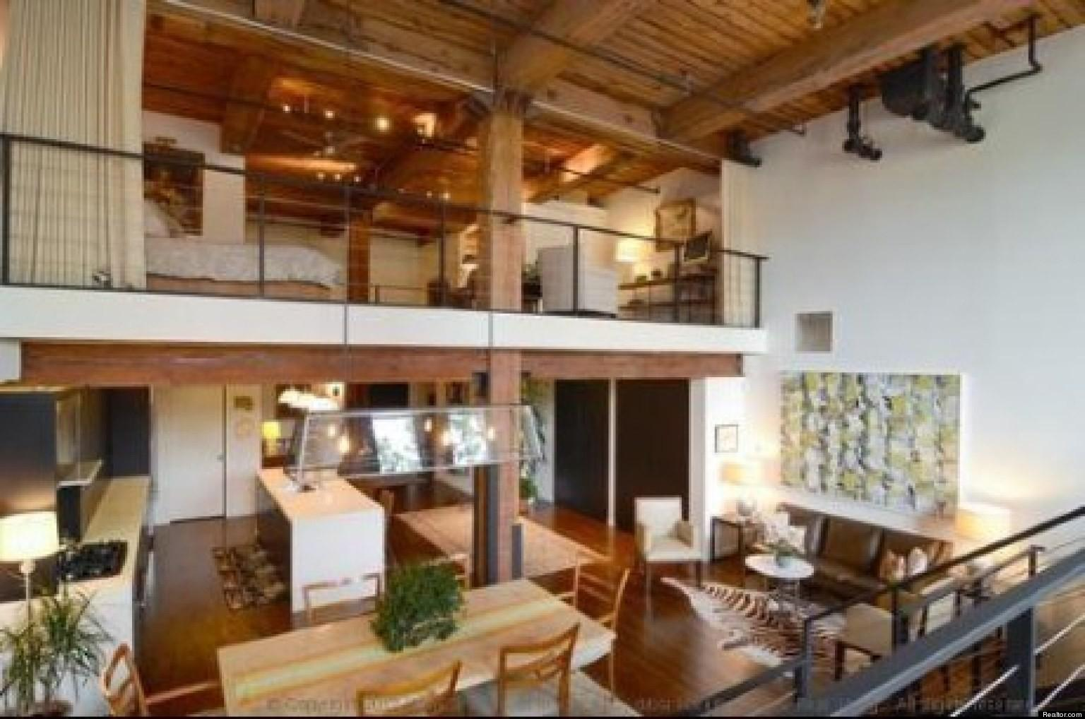 West Loop Timber Loft Smashing Spacious One