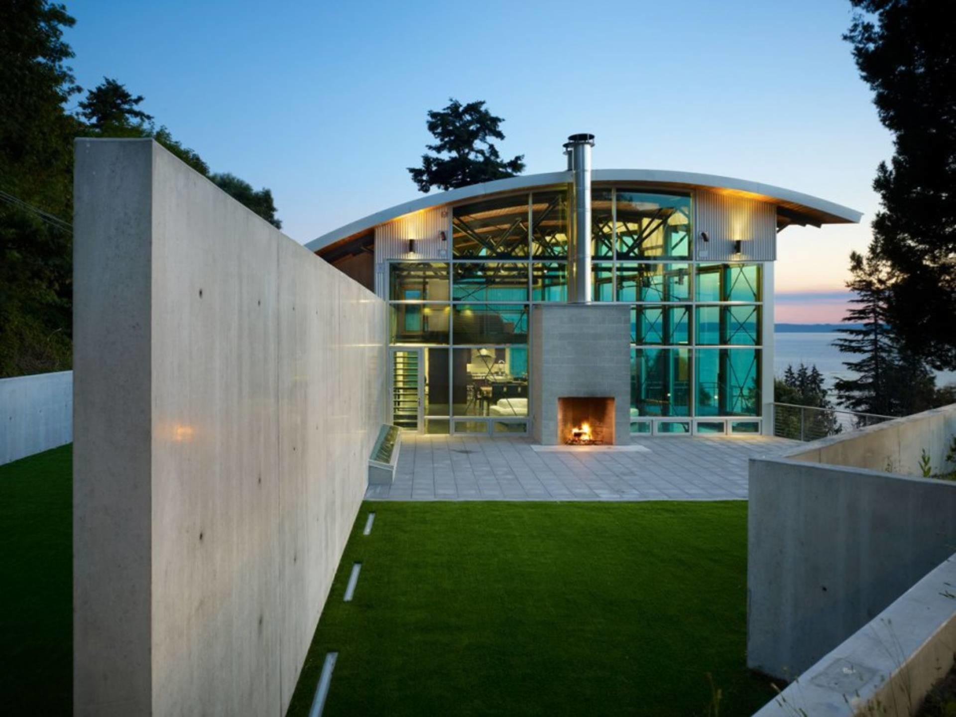 West Seattle Residence Lawrence Architecture Home