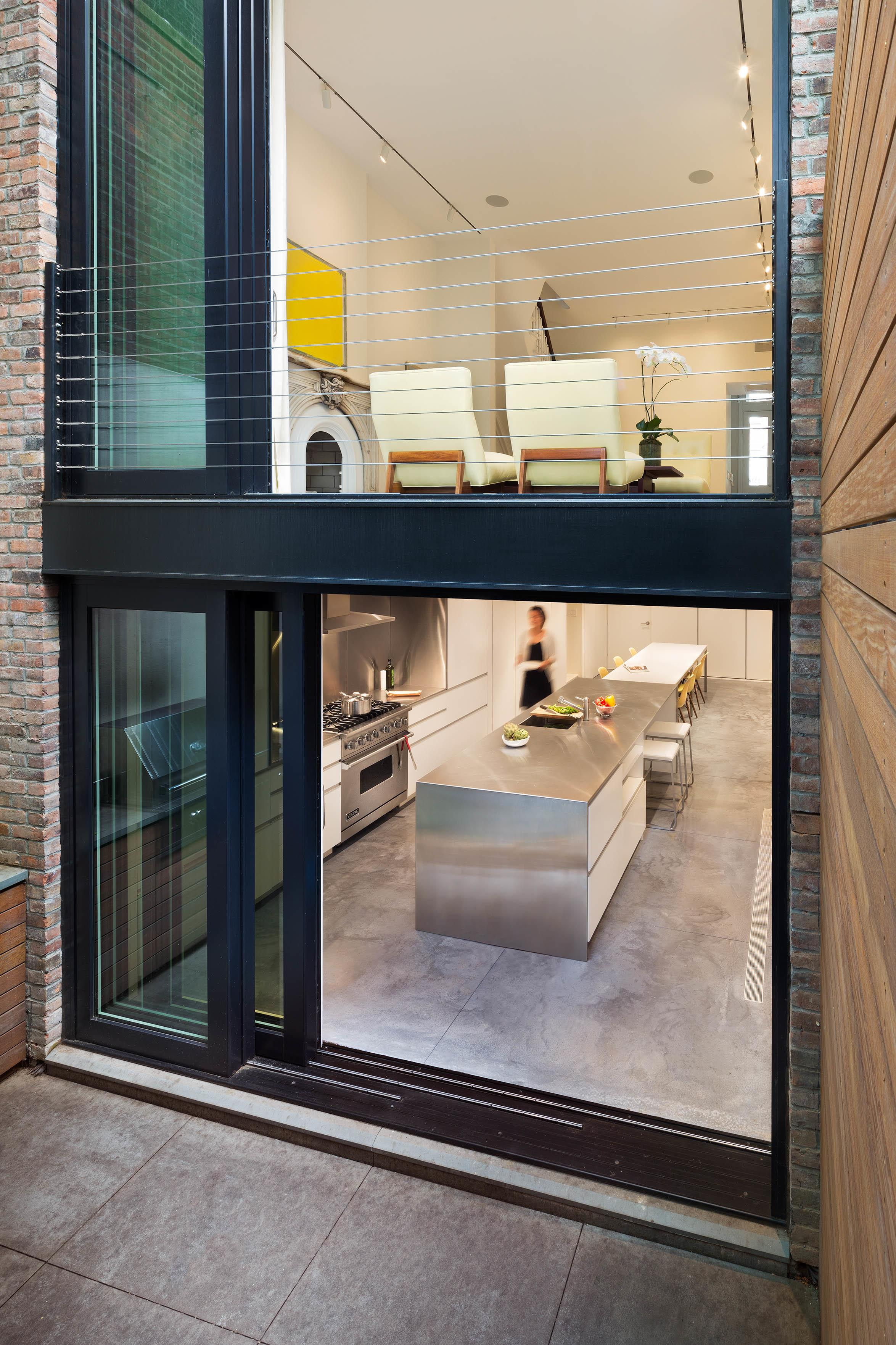 West Village Townhouse Lubrano Ciavarra Architects