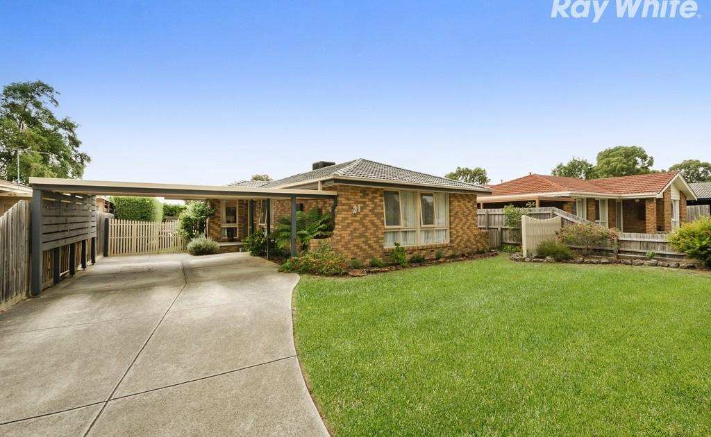 Westburn Grove Scoresby Vic Residential House Sold