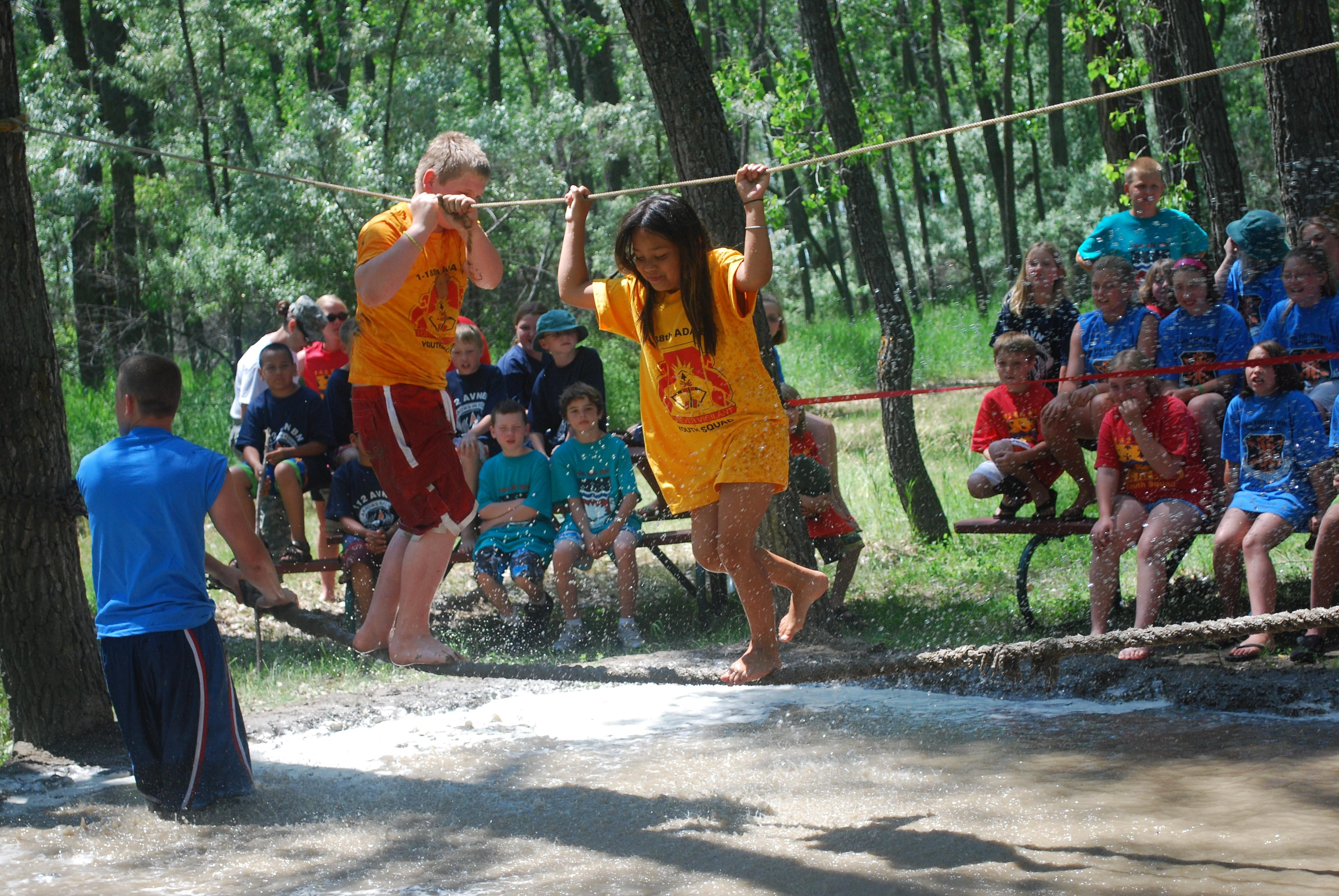 Western Camp Offers Adventure Skill Building
