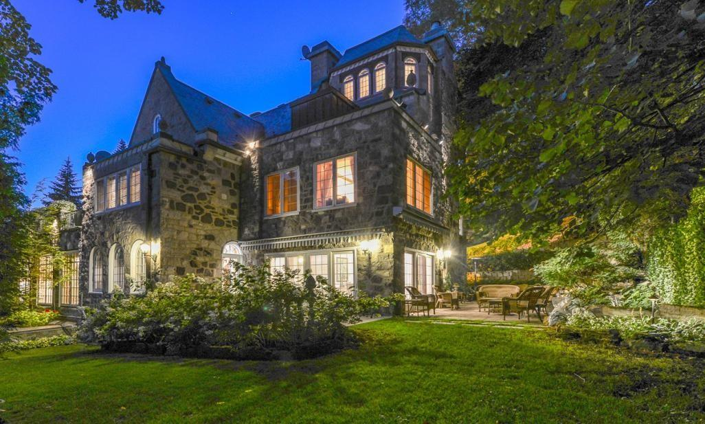 Westmount Estate Within Miles Montreal Quebec
