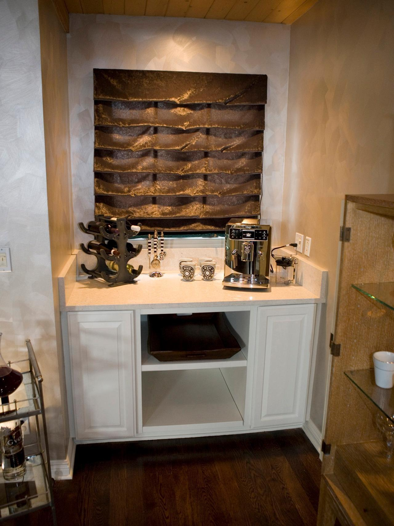 Wet Bar Designs Small Spaces Simple White