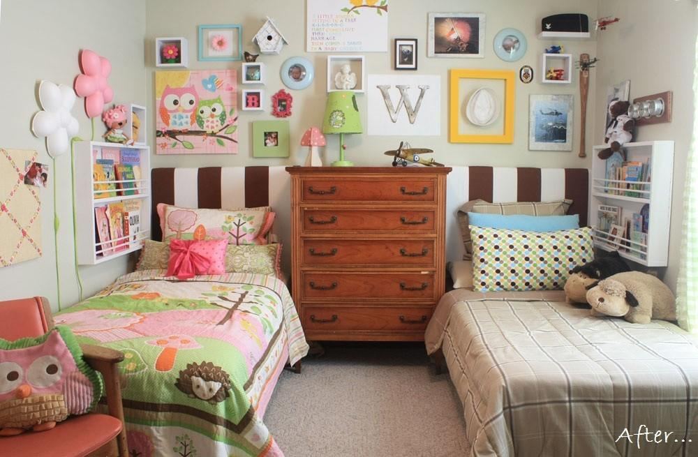 While Kids Napping Bella Noah Shared Space
