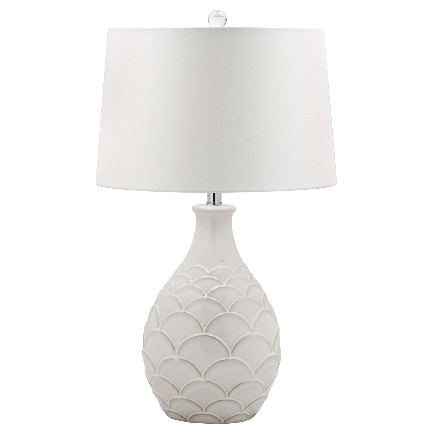 White Ceramic Table Lamps Better