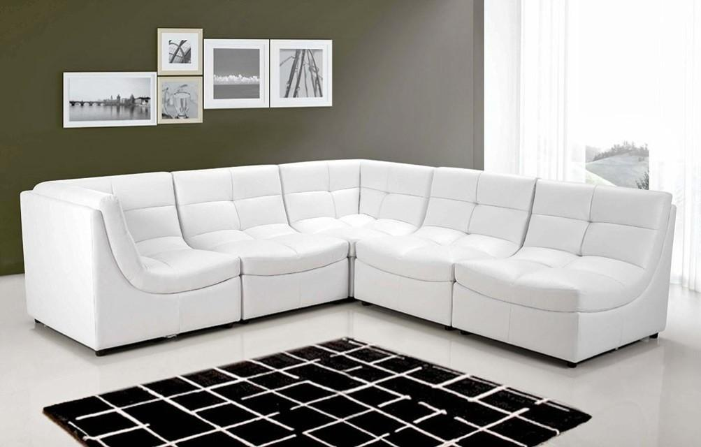 White Cloud Modular Sectional