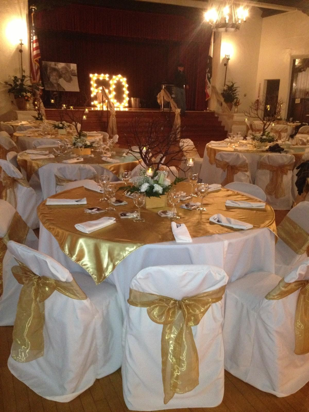 White Gold Table Decorations Bibliafull