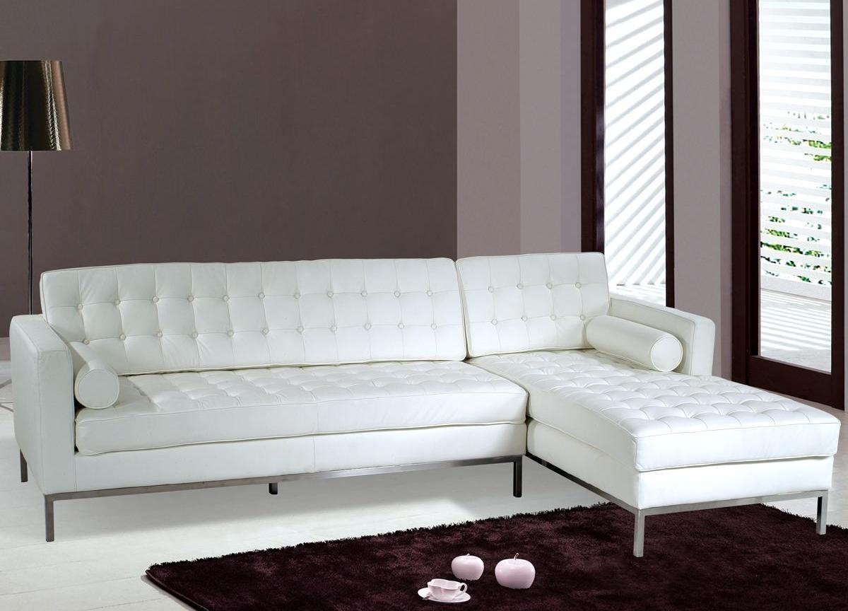 White Leather Sofa Decorating Ideas Houseofphy