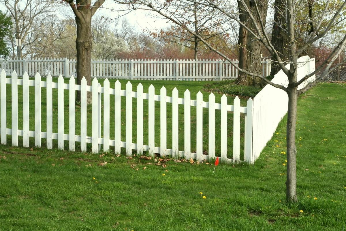 White Picket Fence Imageiseverything Galleries Digital
