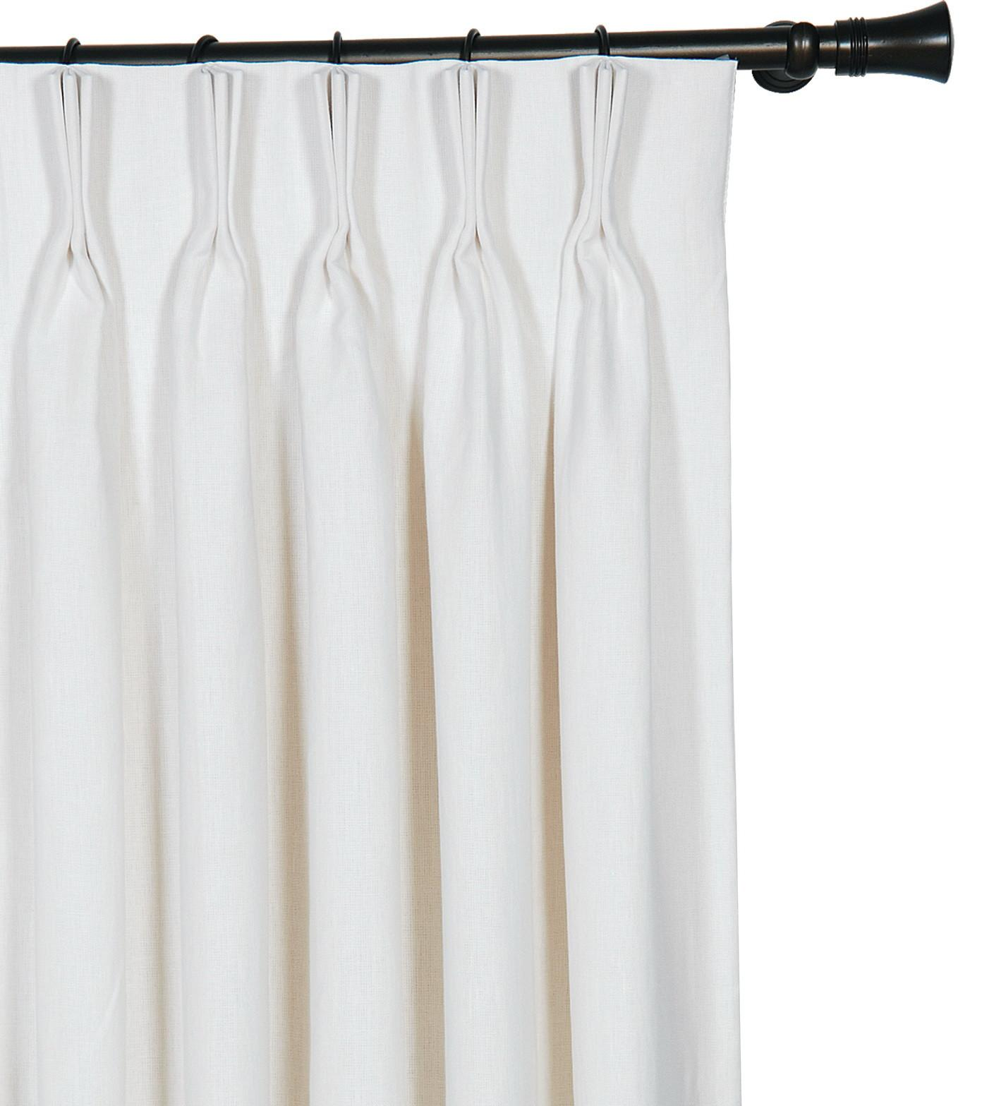 White Silk Curtains Lined Home Design Ideas