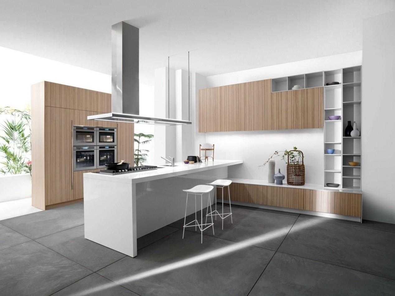 White Wood Kitchen Ideas