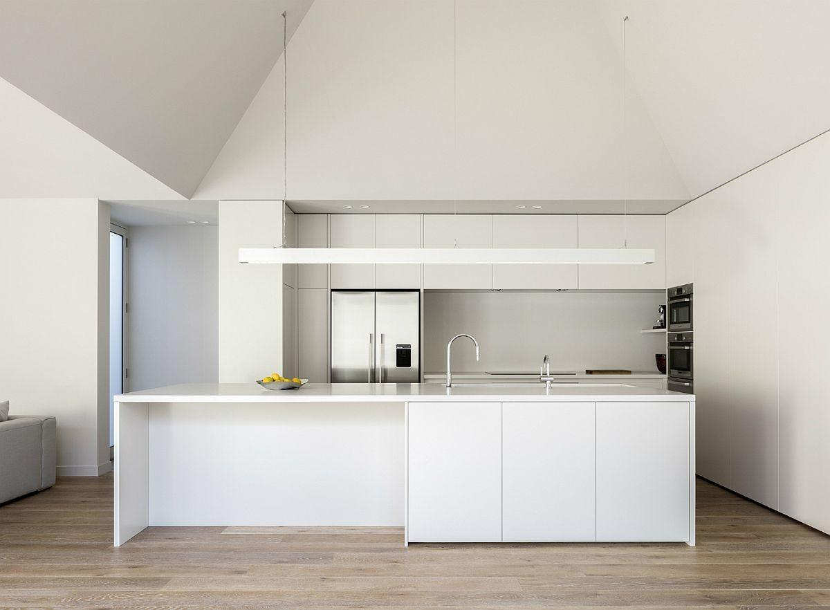 White Wood Renovated Extended Californian
