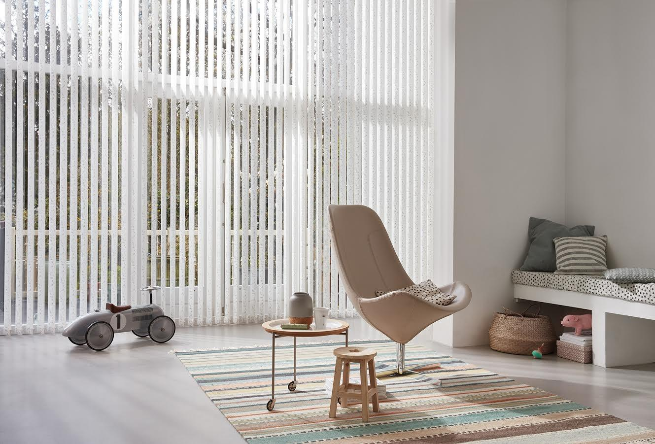 White Wooden Blinds Home Ideas Collection Dazzle