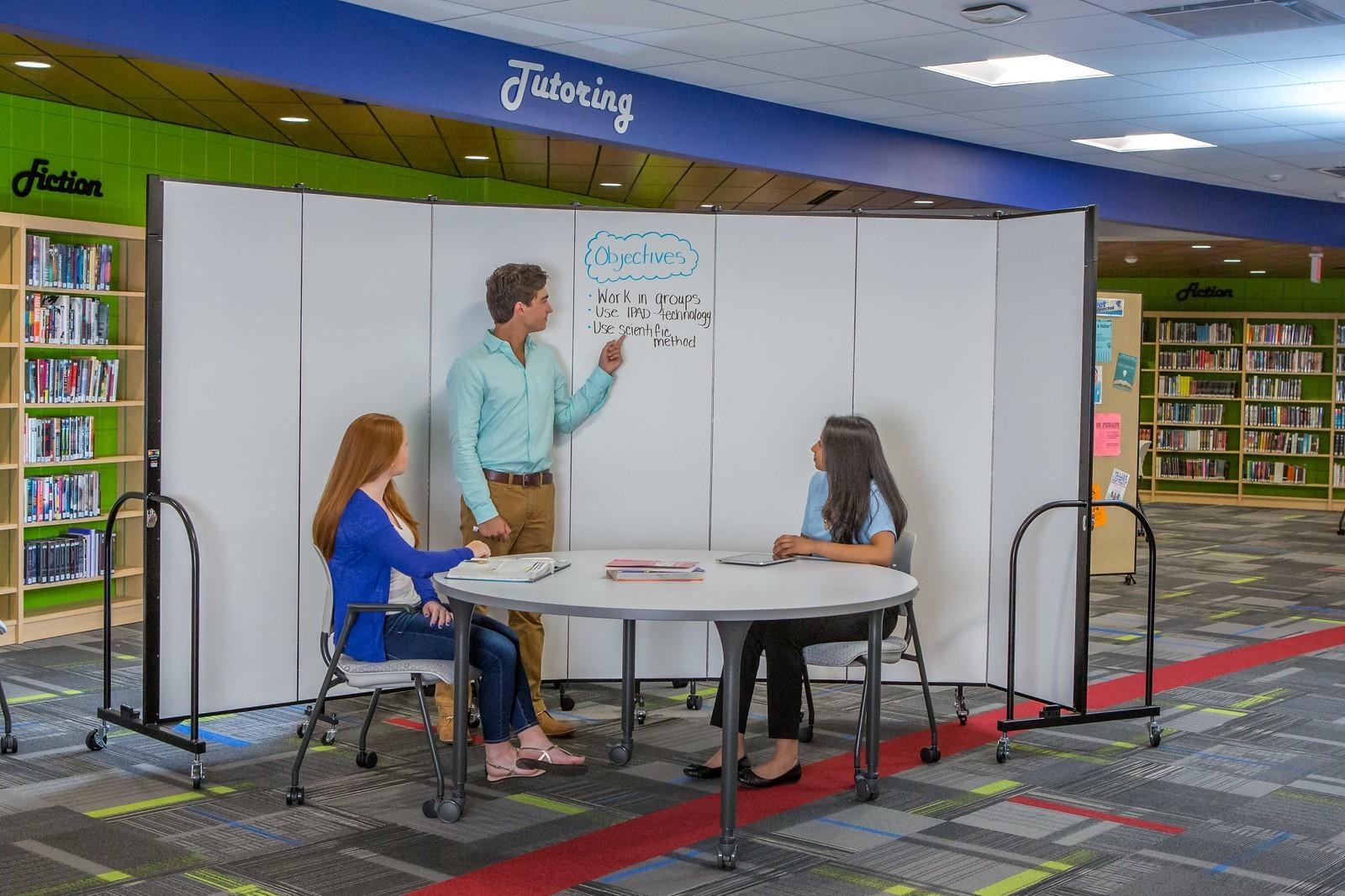 Whiteboard Wall Panels Dry Erase Partitions Screenflex