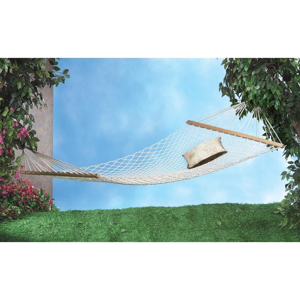 Wholesale Outdoor Garden Hammock Double Person Cotton
