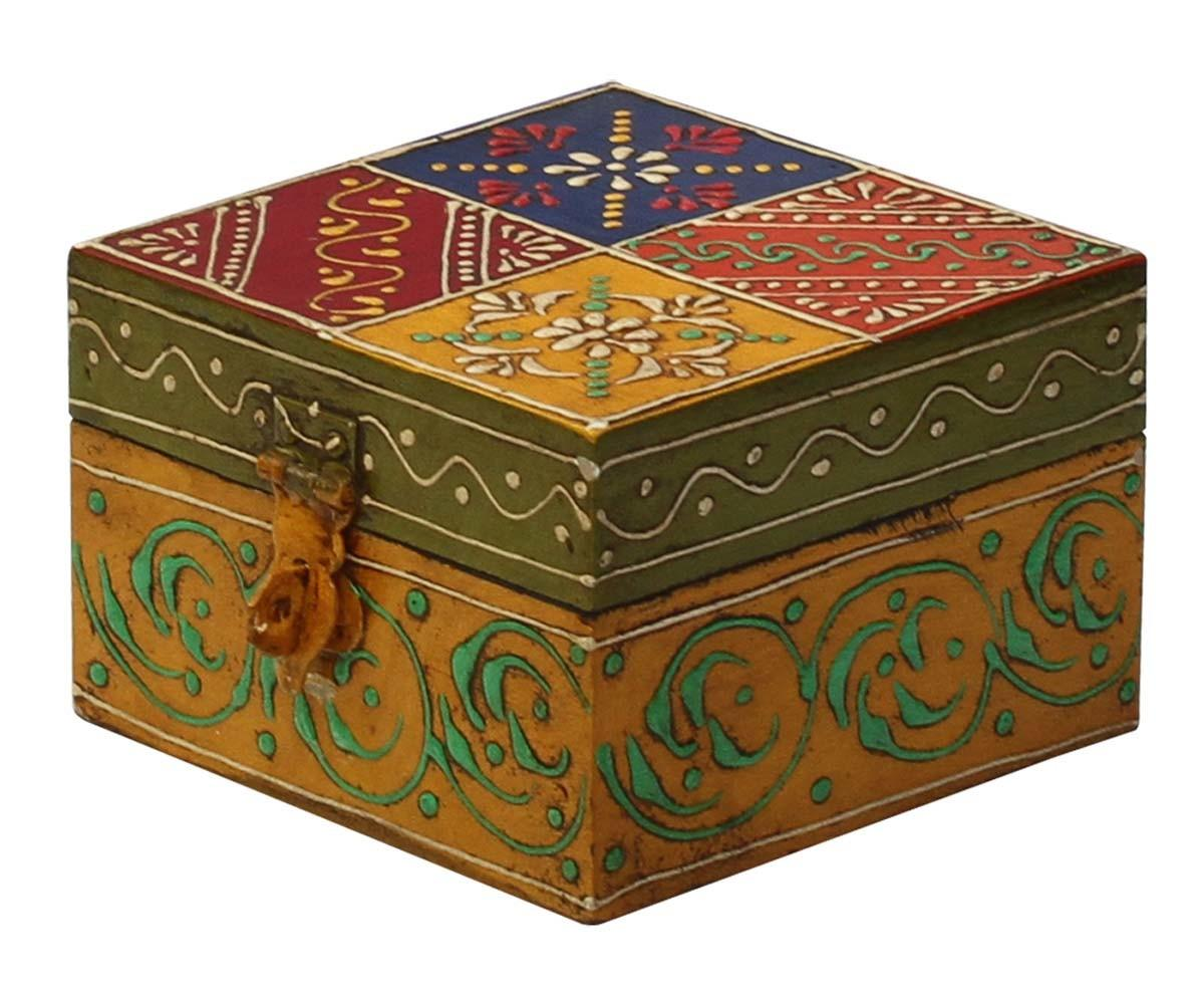 Wholesale Wooden Jewelry Box Bulk