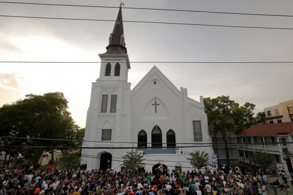 Why Ame Church Massacre Assault Fabric