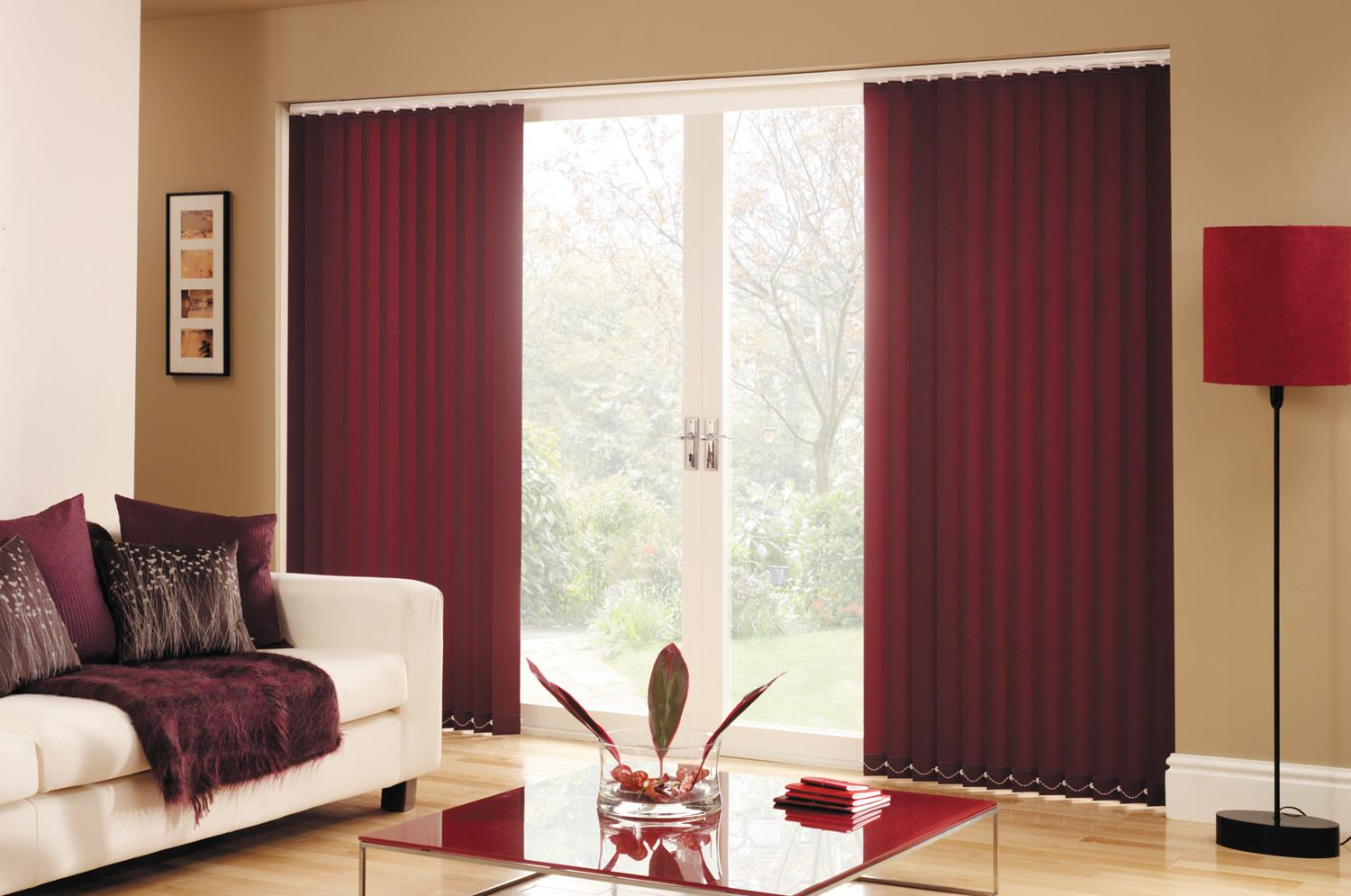 Why Choose Vertical Blinds Blind Shack