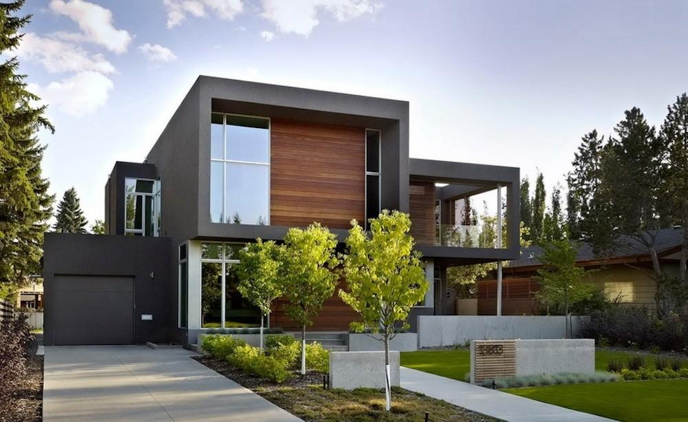 Why Fall Love Green Architecture Trend