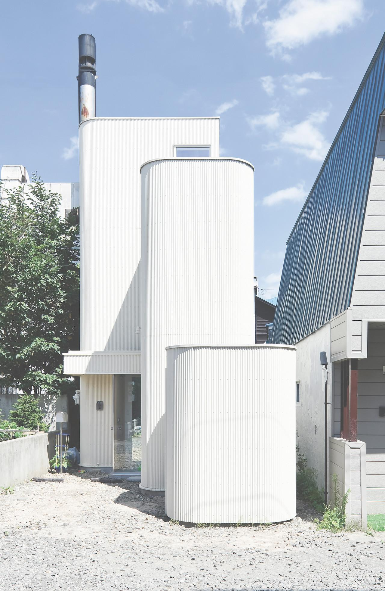 Why Japan Futuristic Micro Homes Popular
