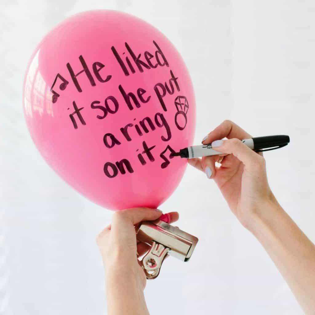 Why Love These Awesome Hen Party Balloons Henbox
