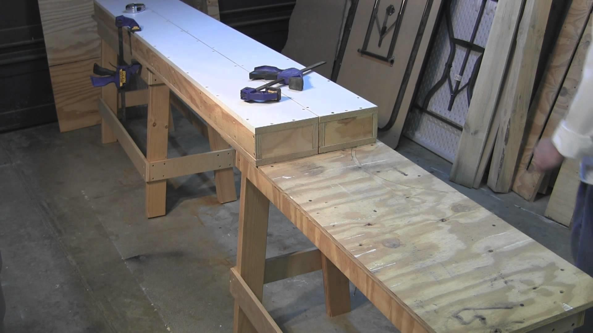 Why Need Build New Portable Modular Work Bench