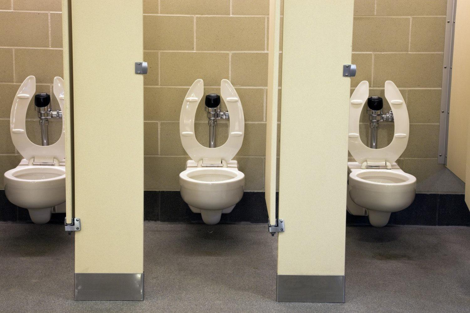 Why Public Toilet Seats Shaped Simplemost