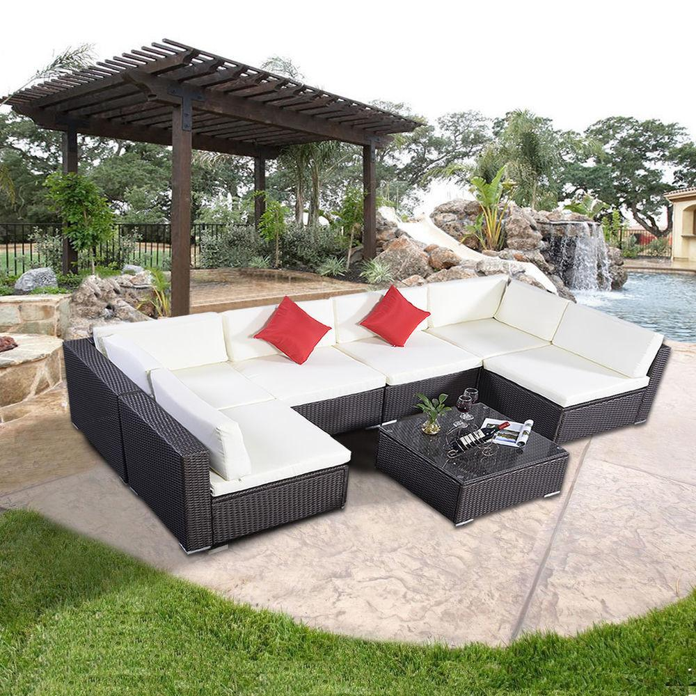 Wicker Sectional Outdoor Furniture Trends Shaped