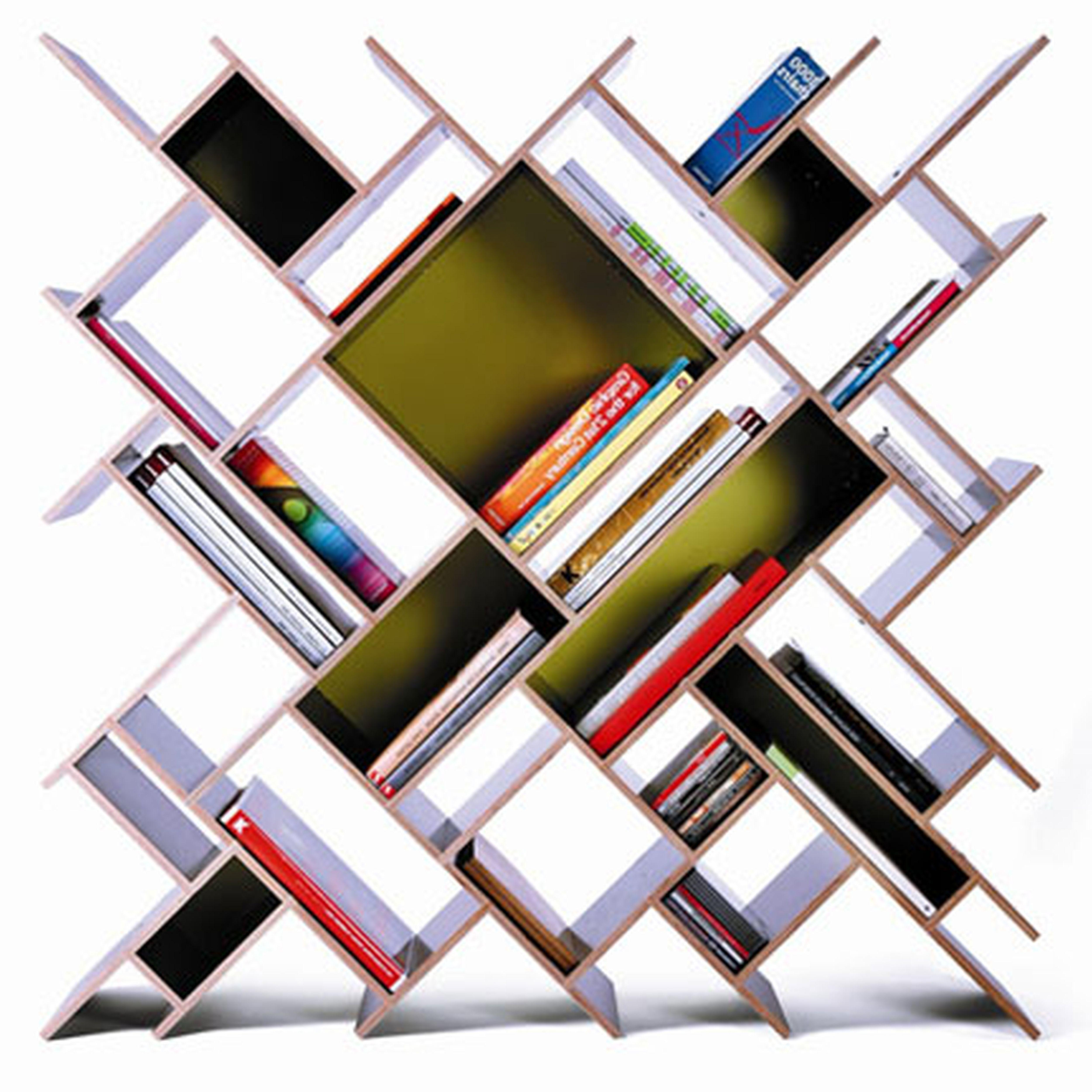 Wide Selection Cool Bookshelves Design Your
