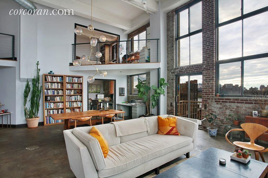 Williamsburg Loft Former Factory Wants Curbed