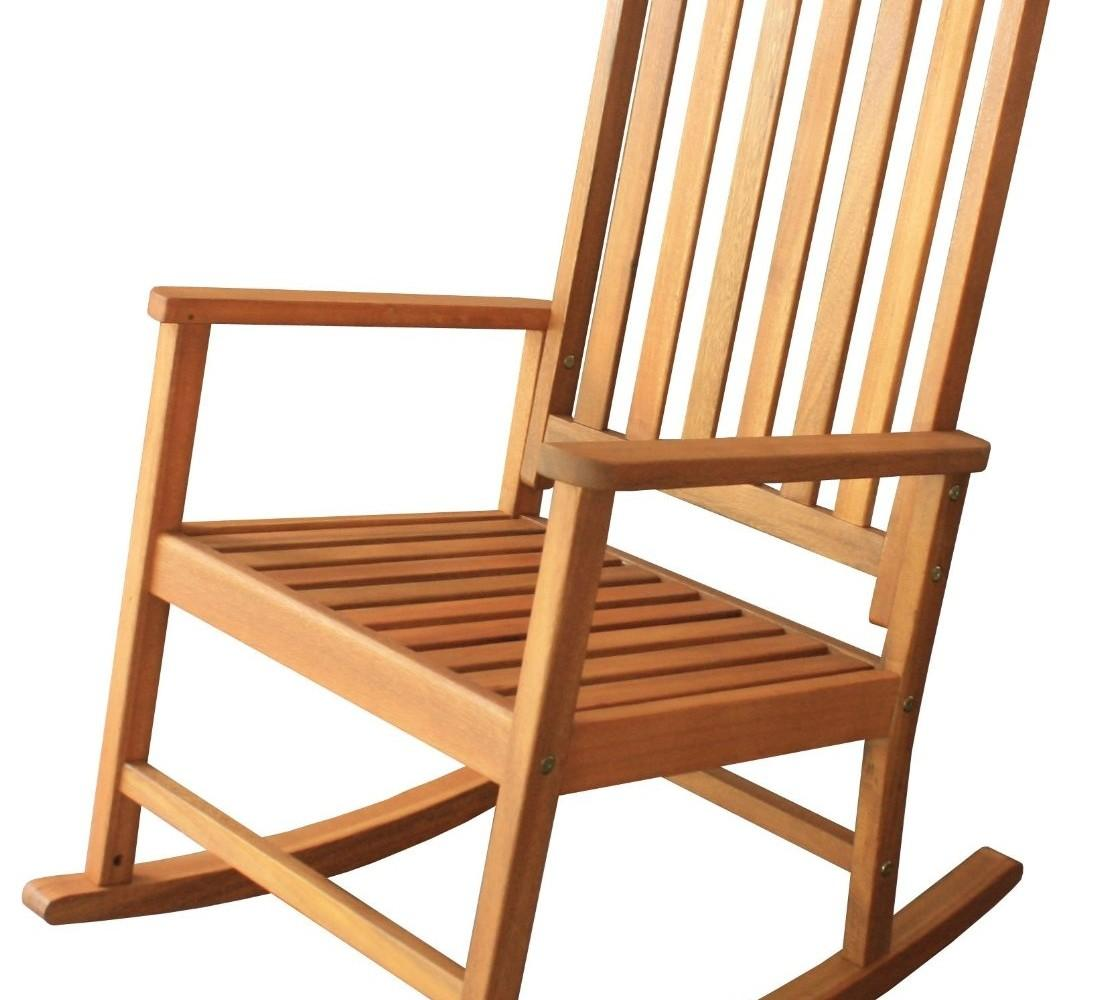 Willow Bay Patio Rocking Chair Folding